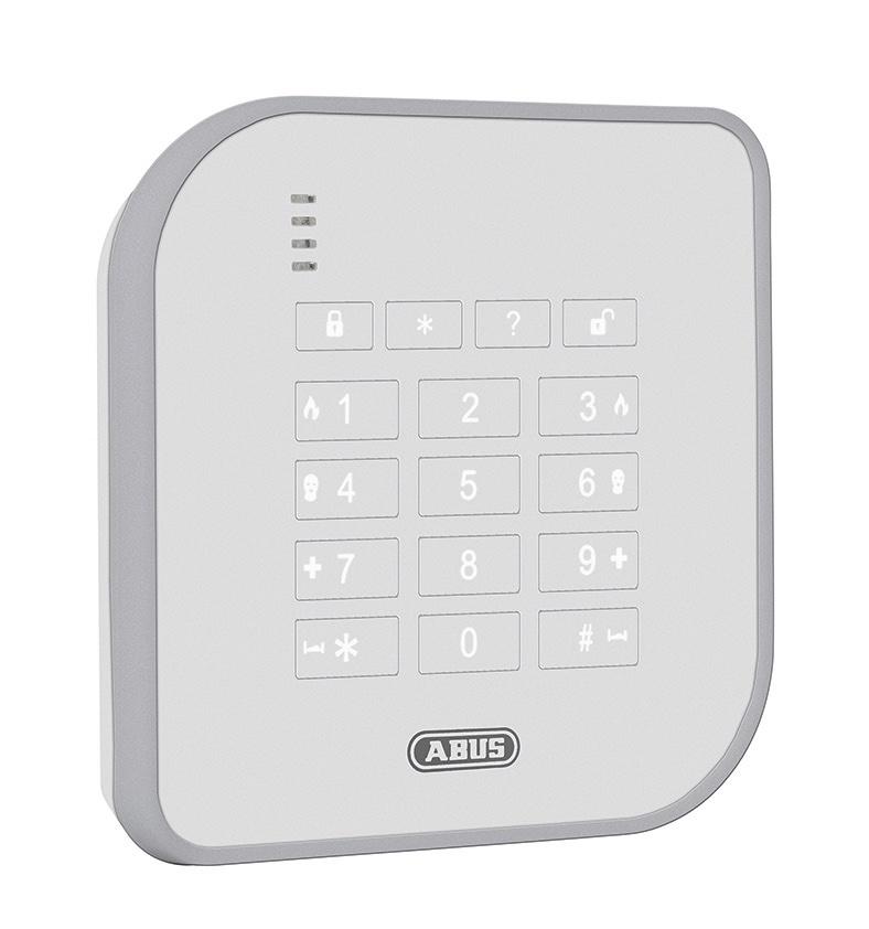 ABUS-Secvest-Bedienung