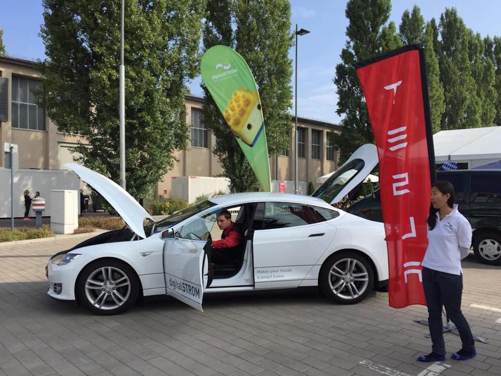 IFA Tesla Digitalstrom Smarthome