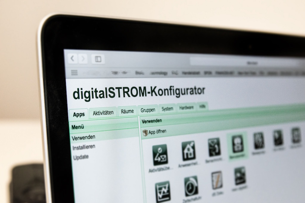 Digitalstrom Browser