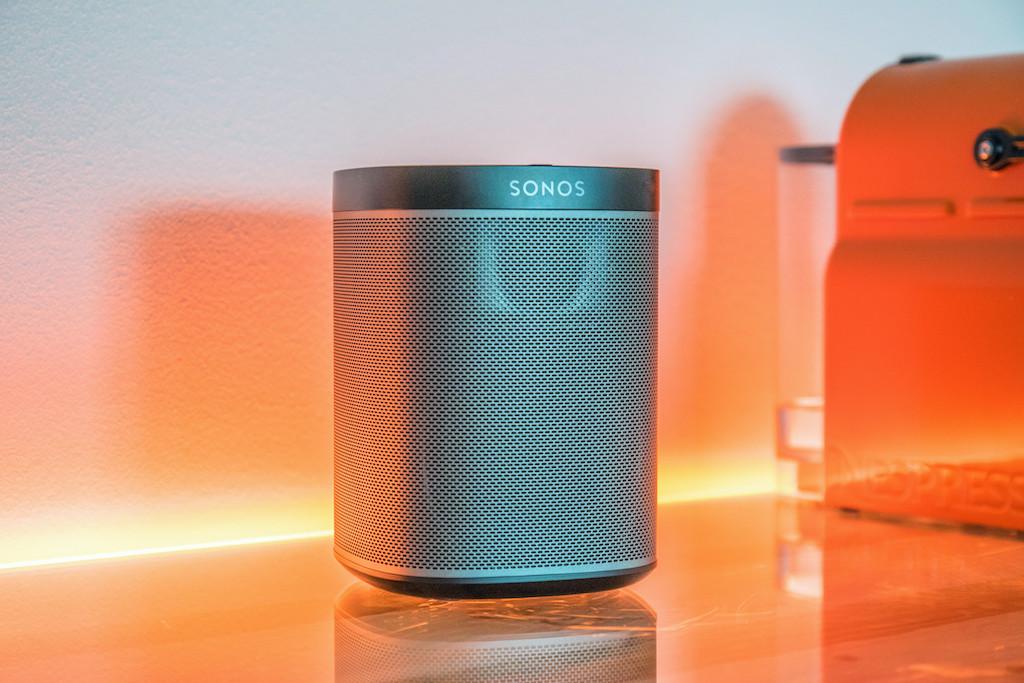 Sonos und die tuerklingel sind ebenfalls mit digitalstrom verbunden